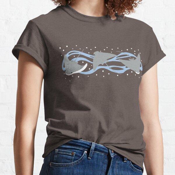 Stingrays - Cownose Ray - Sticker Pack Classic T-Shirt