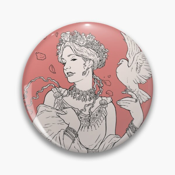 Aphrodite Badge