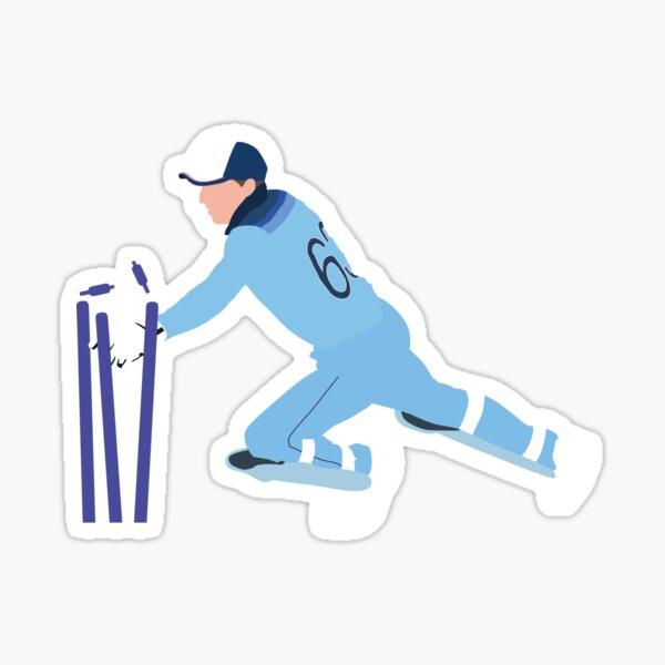 Jos Buttler. England Cricket. Sticker