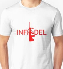 Infidel with Steyr Unisex T-Shirt