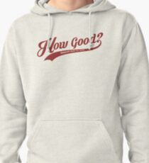 How Good? (Red) Pullover Hoodie