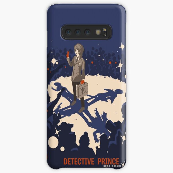 Ace Detective Samsung Galaxy Snap Case