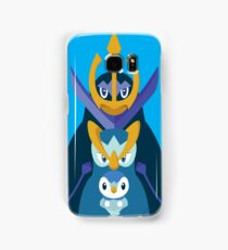Awkward Penguin Portrait Samsung Galaxy Case/Skin