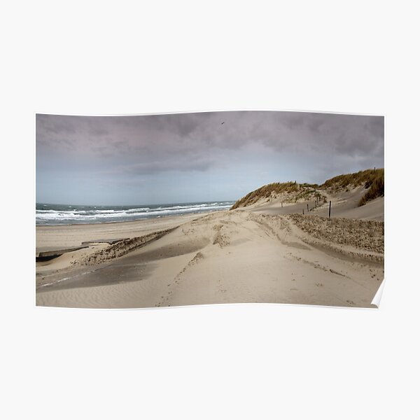 Strand Texel Poster