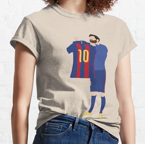 Lionel Messi. Barcelona. Classic T-Shirt