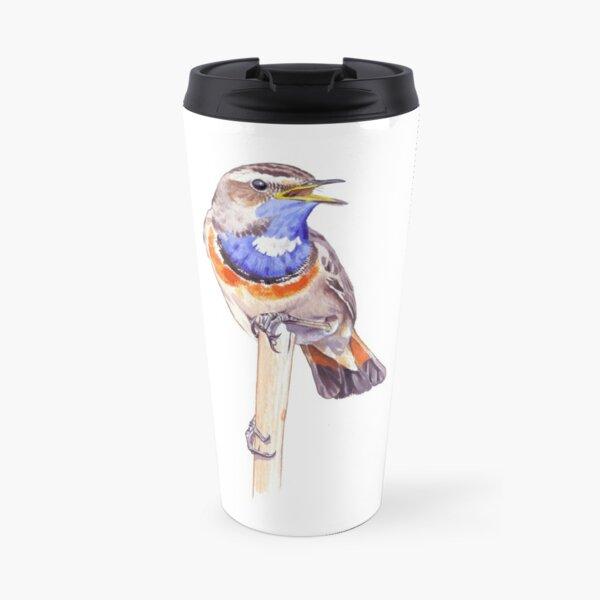 Bluethroat Travel Mug