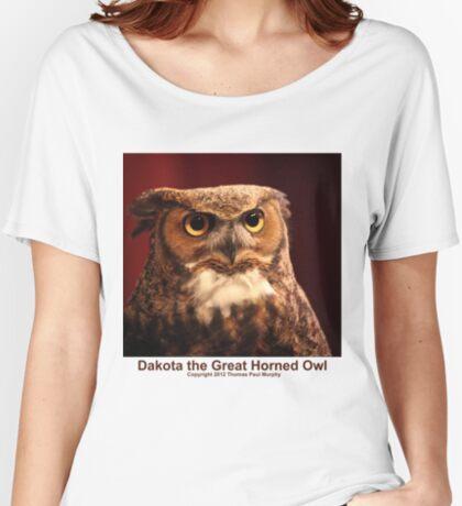 Dakota the Survivor Women's Relaxed Fit T-Shirt
