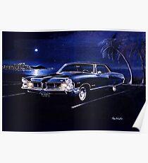1965 Pontiac Grand Prix Poster