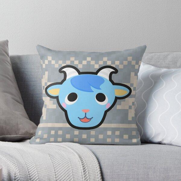 SHERB ANIMAL CROSSING Throw Pillow