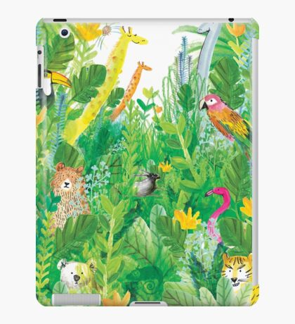 Friends of the Forest iPad Case/Skin