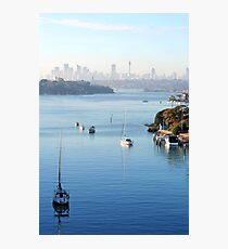 Sydney Harbour 3 Photographic Print