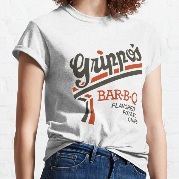grippos bar-b-q flavored potato chips Classic T-Shirt