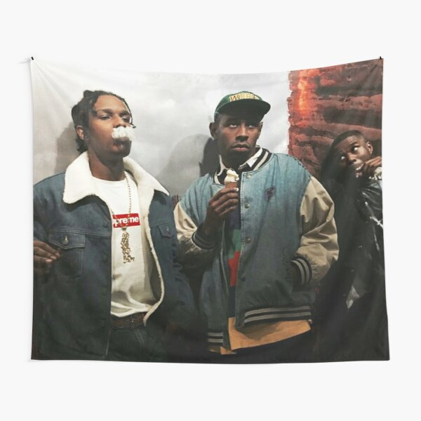 Asap And Tyler Tapestry