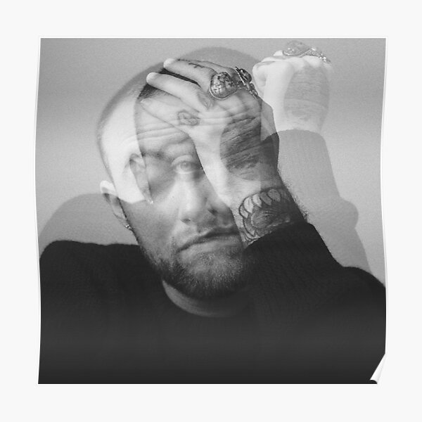 moment MAC sad Poster
