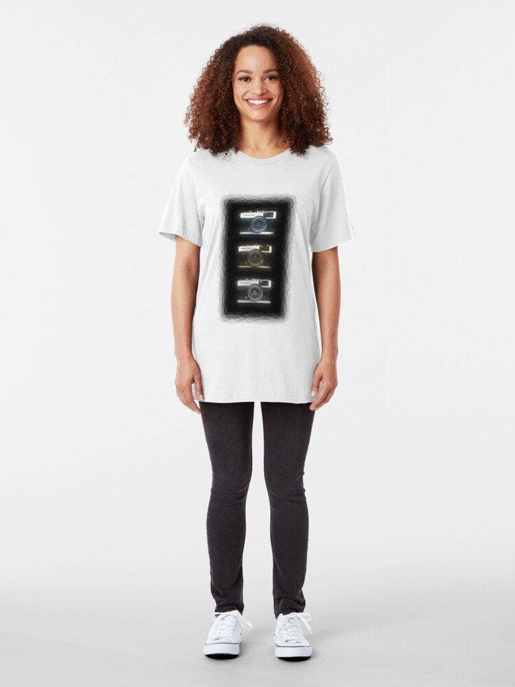 Alternate view of 3 times a classic Slim Fit T-Shirt