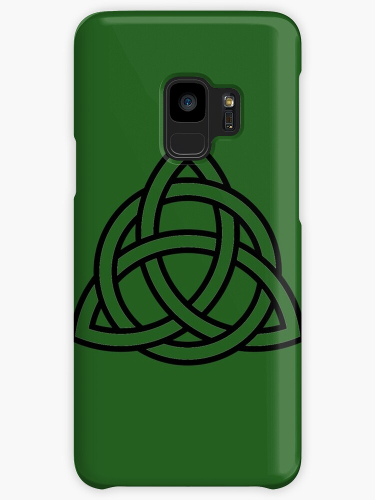 Interlaced Triquetra Cases Skins For Samsung Galaxy By Divine