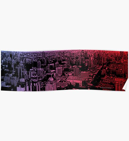 infinite metropolis 006 Poster