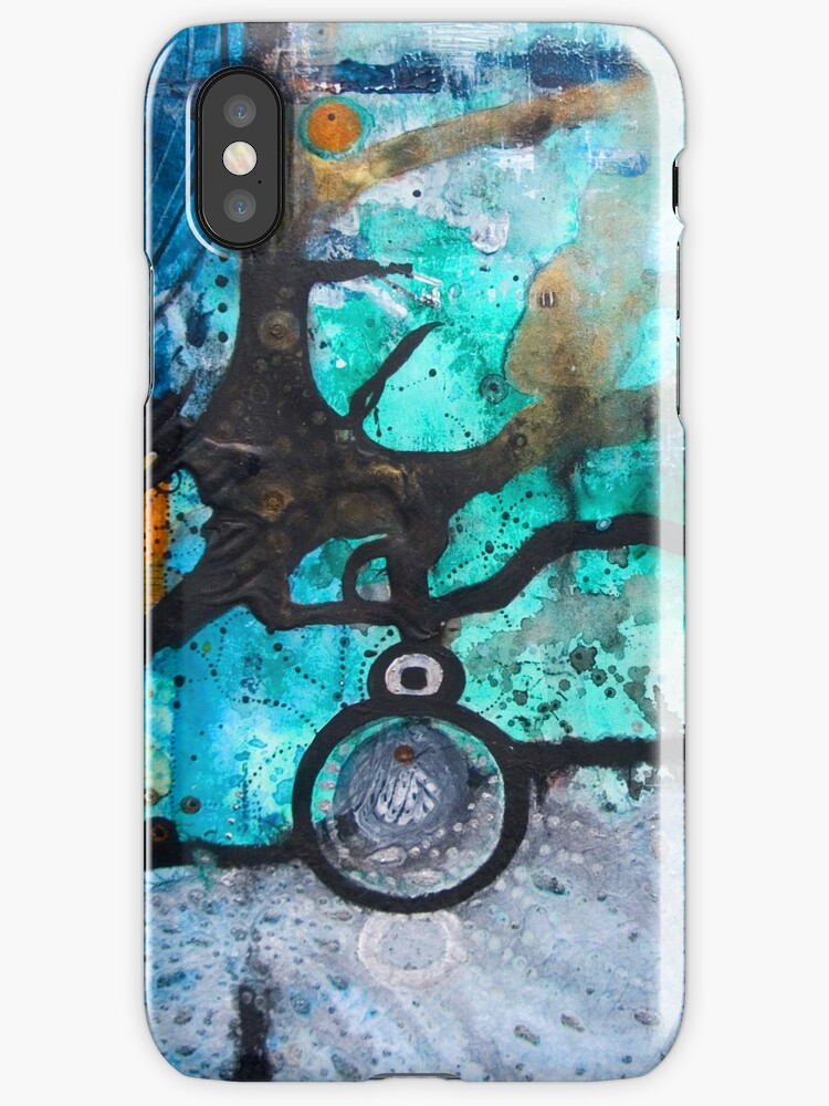 Joining the Dots 2 iPhone/iPod Case by Jay Taylor