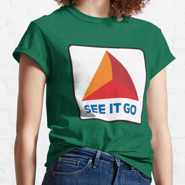 See It Go Classic T-Shirt