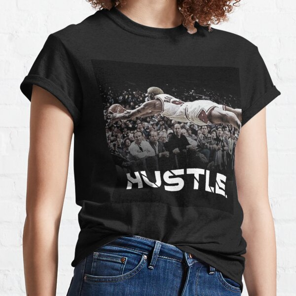 Dennis Rodman Motivational Quote Classic T-Shirt