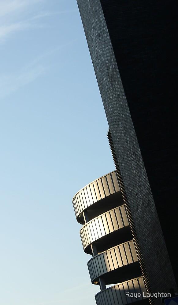 City Angles  by Raye Laughton