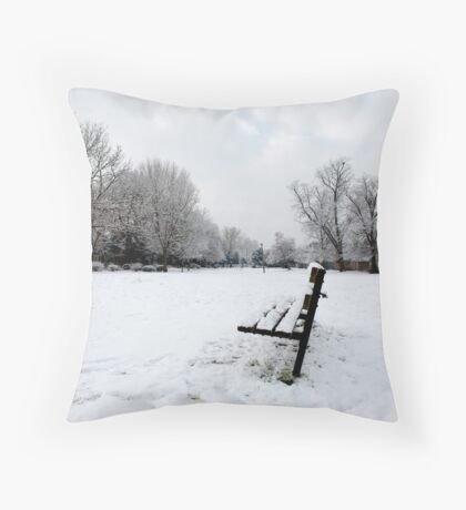 untitled #9 Throw Pillow