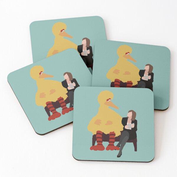 cj cregg Coasters (Set of 4)