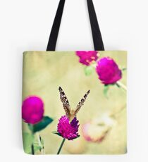 Smell flower a day...Got Feature Work Tote Bag