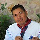 Huichol  (Description: Earings made by Huichol) by PtoVallartaMex