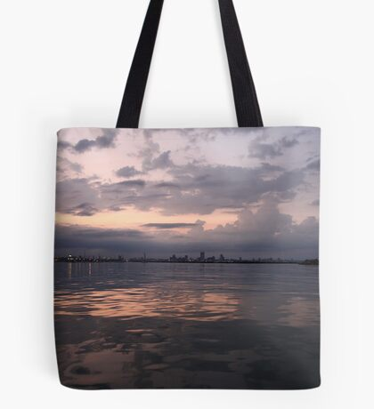 Milwaukee Horizon Cityscape  Tote Bag