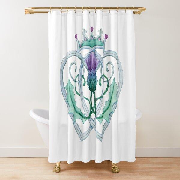 Luckenbooth Shower Curtain