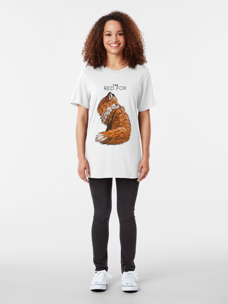 Alternate view of THE RED FOX Slim Fit T-Shirt