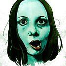 Zombie II by OlgaNoes