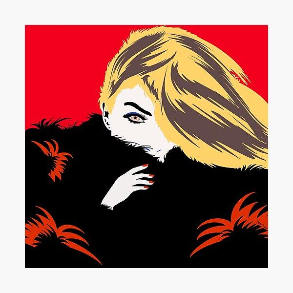 Vladena Fashion Post Photographic Print