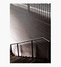 Stairwell Photographic Print