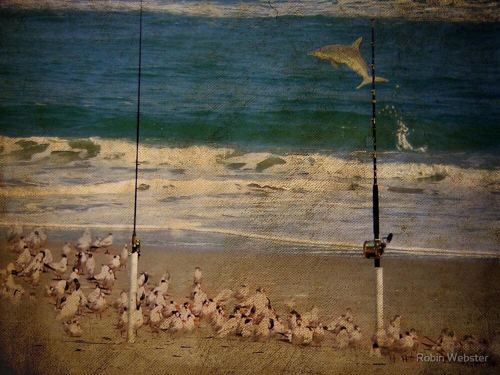The Tale of Two Fishermen by Robin Webster