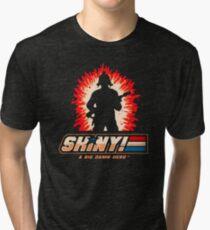 A Big Damn Hero Tri-blend T-Shirt