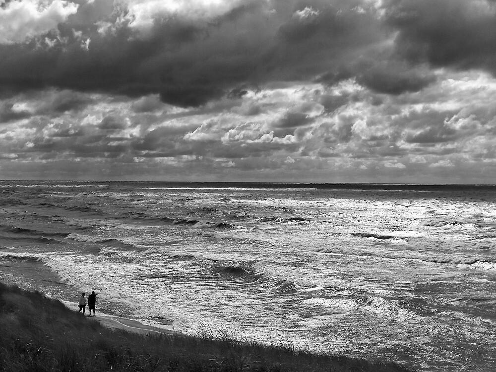 Stormy Stroll by Kathilee