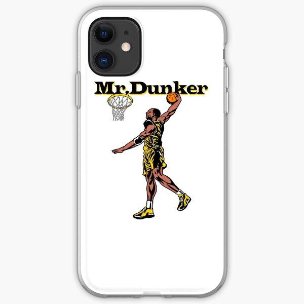 Mr. Dunker iPhone Soft Case