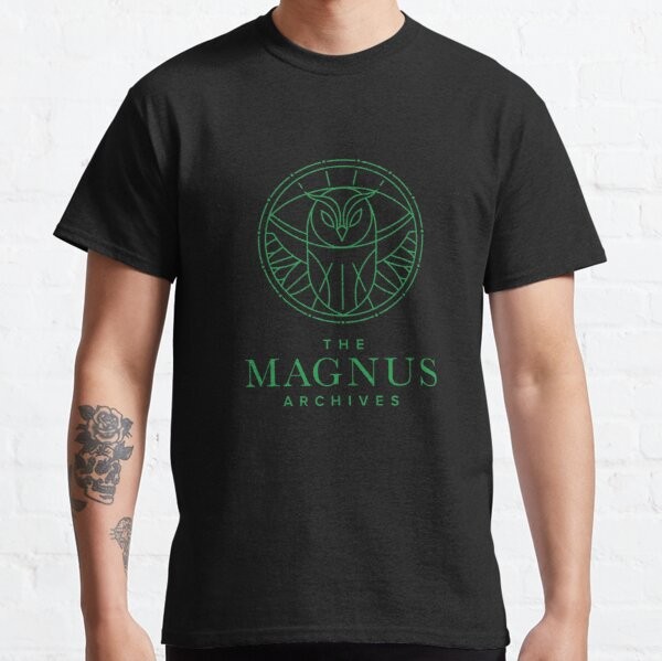All Seeing Owl Classic T-Shirt