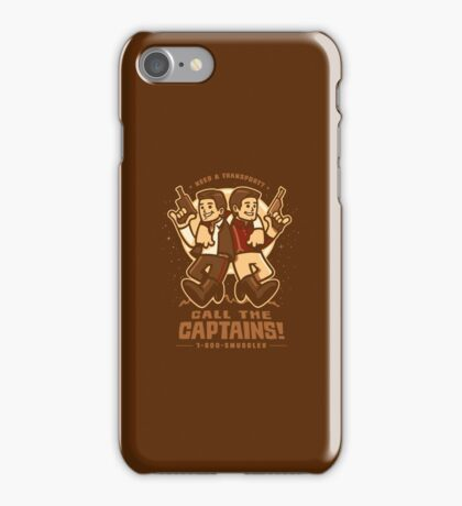 Call The Captains - IPHONE CASE iPhone Case/Skin