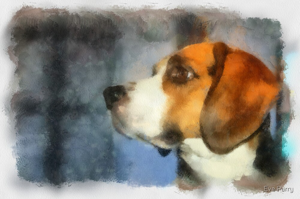 A Portrait Of Jethro.  by Eve Parry