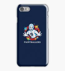 Paintballers - IPHONES CASE iPhone Case/Skin