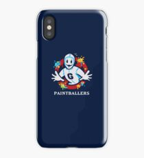 Paintballers - IPHONES CASE iPhone Case/Skin