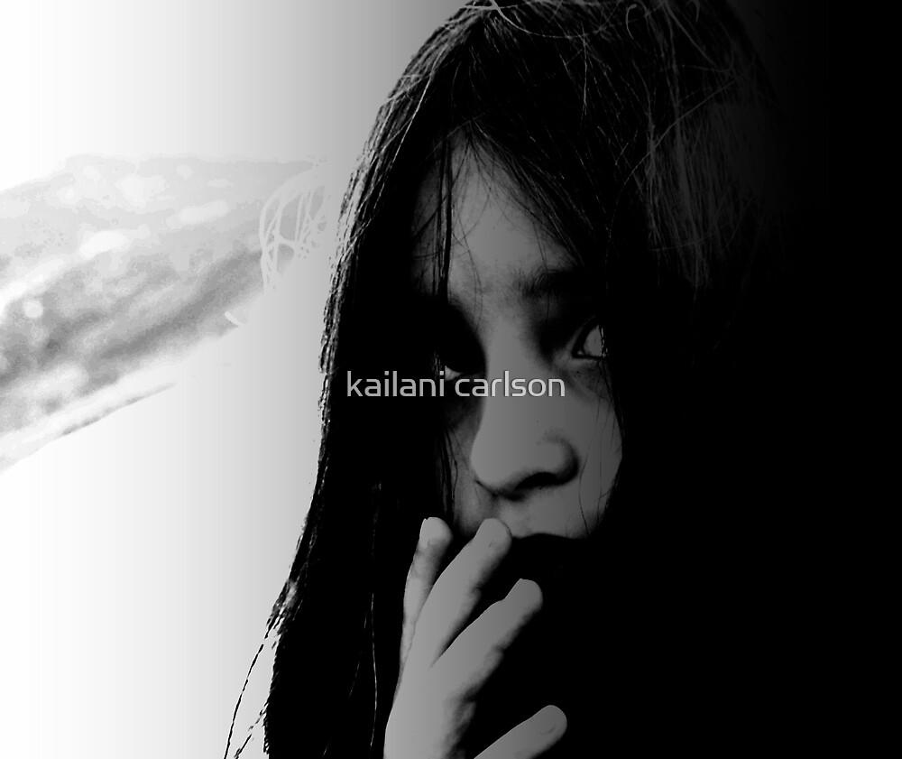 Scary by kailani carlson