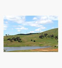 Blayney Wind Farm Photographic Print
