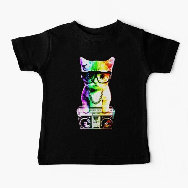 That Boombox Cat Baby T-Shirt