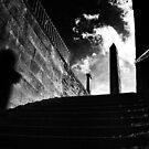 Horror Picture Shadow Dancer by sammythor