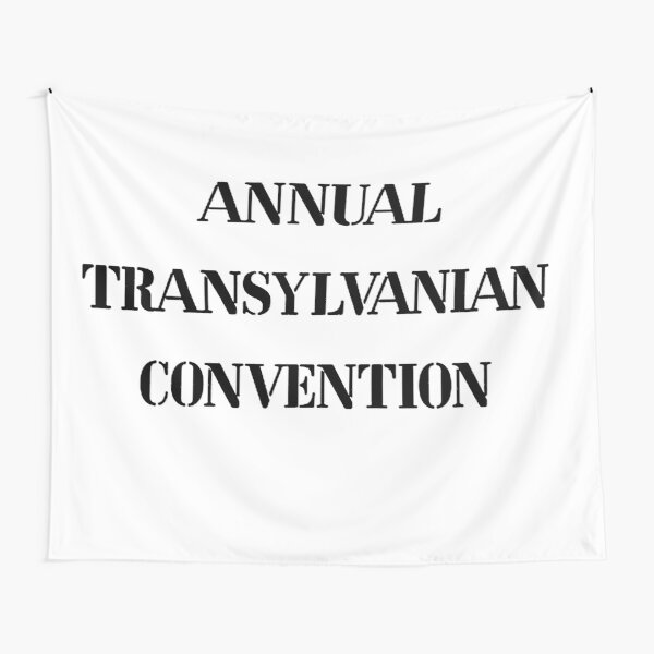 Annual Transylvanian Convention 1 Tapestry