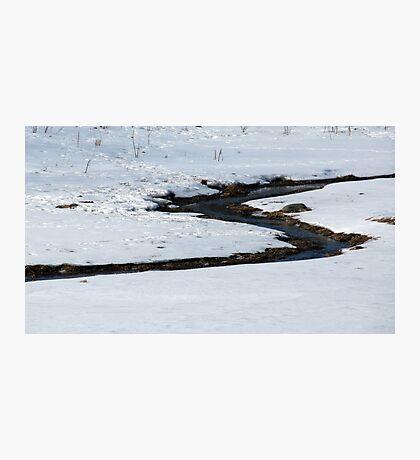 Crooked Creek Photographic Print